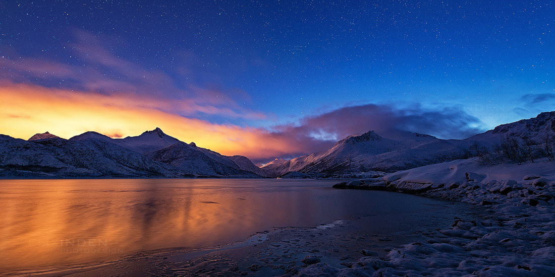 Photograph Twilight Fjord by Felix Inden on 500px