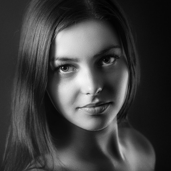 Photograph Portrait by Marius Sabaliauskas on 500px