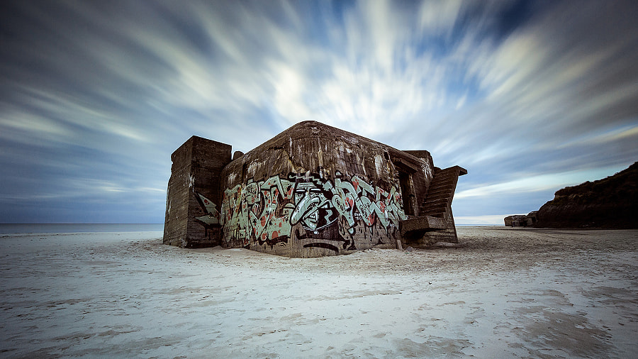 Photograph the Bunker by Jonas Madsen on 500px