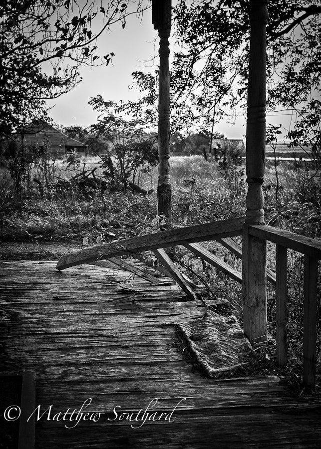 Photograph The Porch Needs Swept by Matthew Southard on 500px