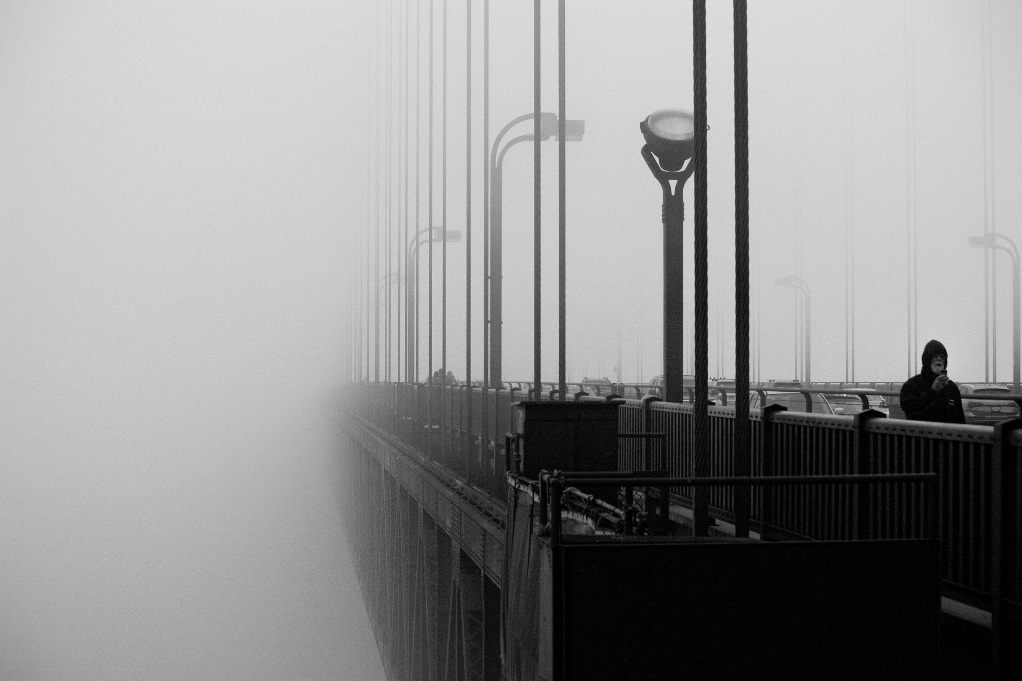 Photograph the Fog by carolina madruga on 500px