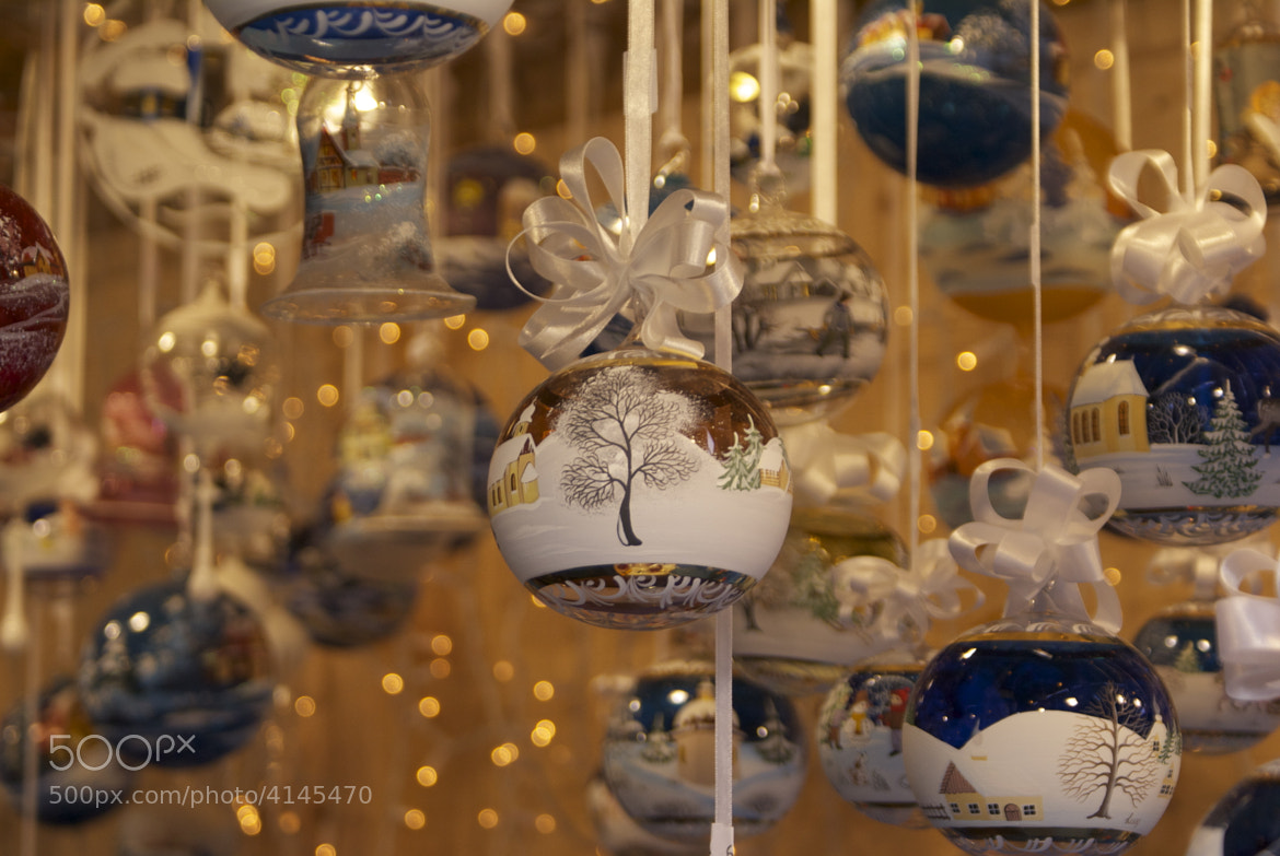 Photograph Merano, Mercatino di Natale by Gianluca Rui on 500px