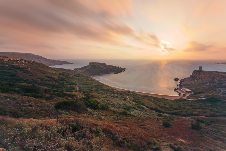 Photograph Malta's coastline by Hans Woltering on 500px