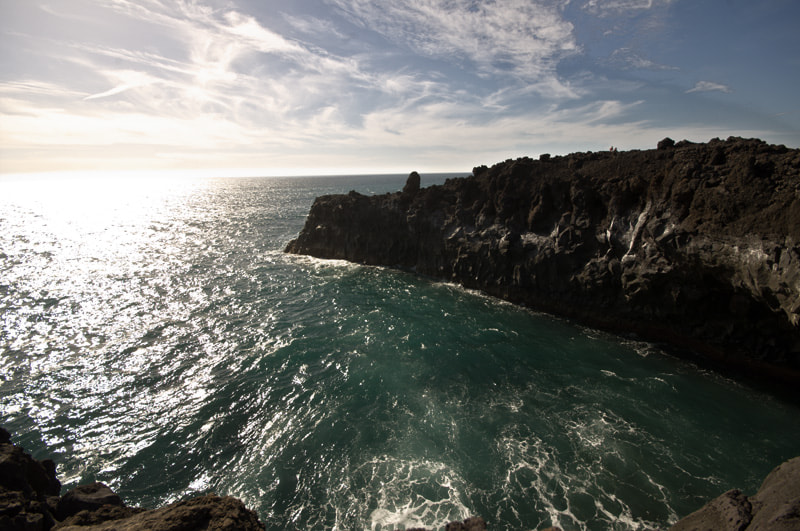 Photograph cliffs in the Canary Islands by Grzegorz Kerber on 500px