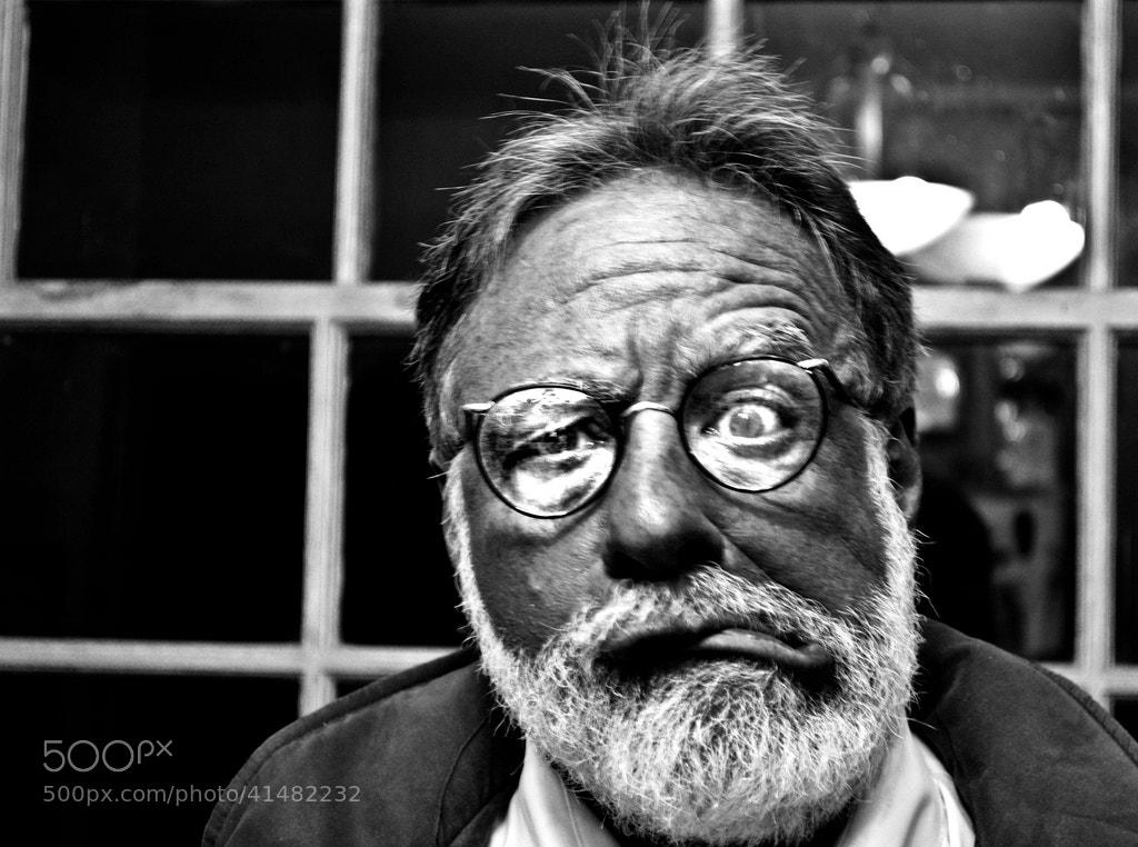 Photograph Odd Old Man by Michael Sheltzer on 500px