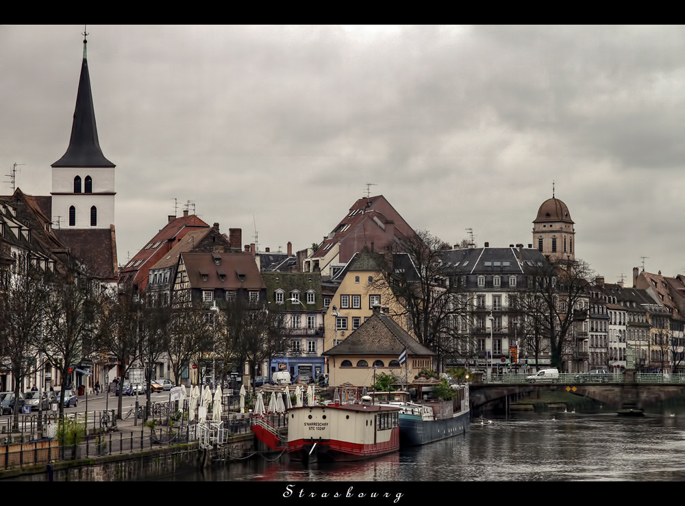 Photograph Strasbourg by erhan sasmaz on 500px