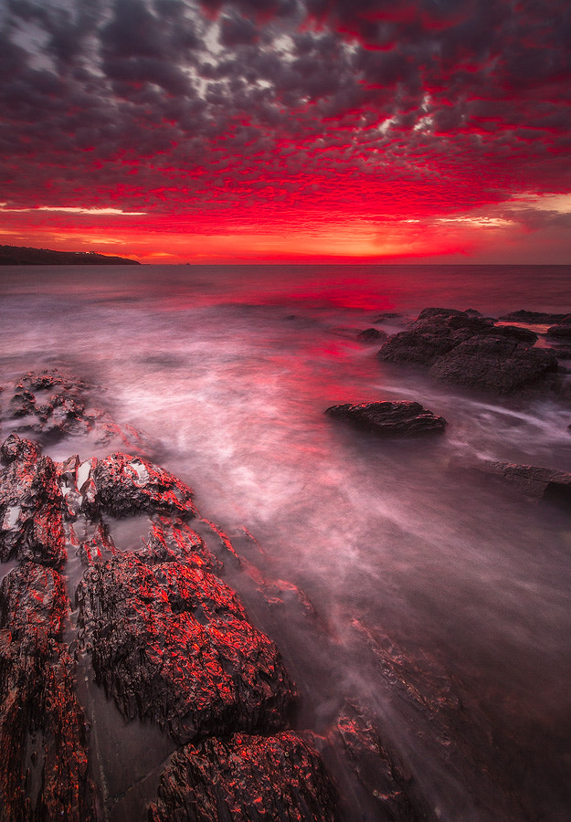 Photograph Bathed In Blood by Dylan Gehlken on 500px