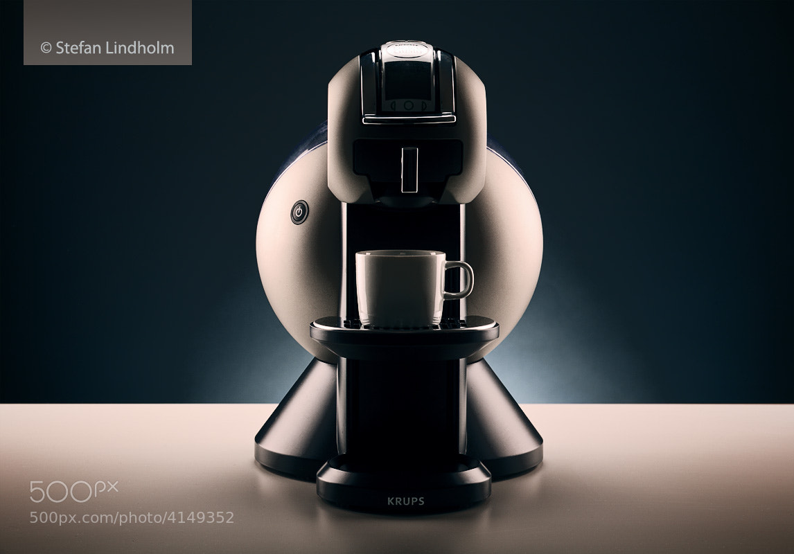 Photograph Making an espresso by Stefan Lindholm on 500px