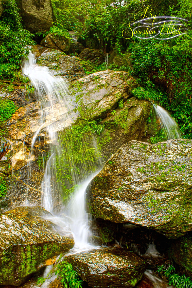 Photograph Waterfall by Suroshan Udash on 500px