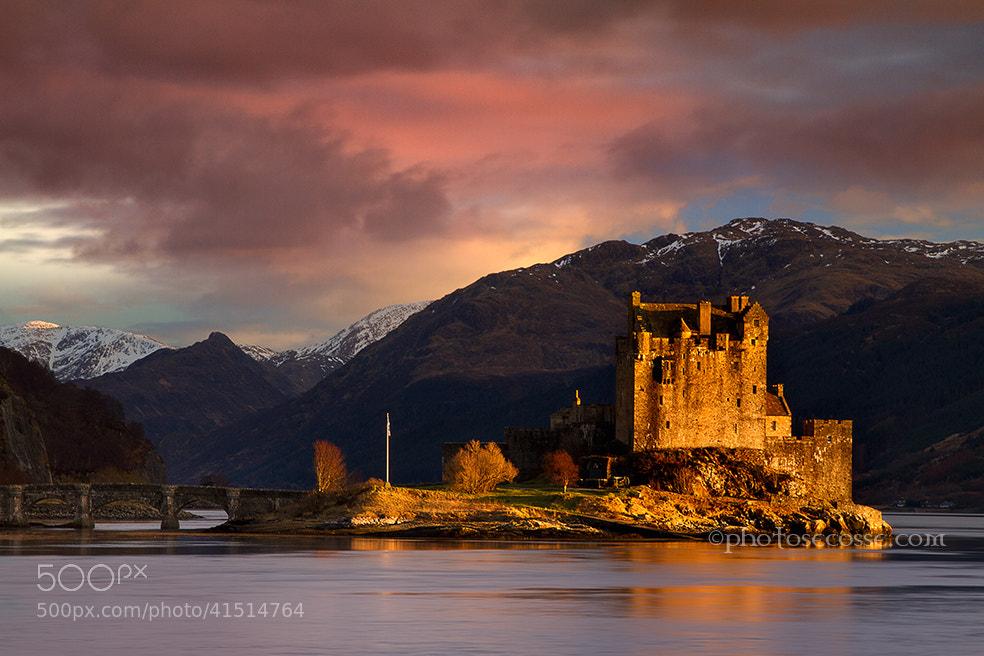 Photograph Eilean Donan Castle. Scottish Highlands. by Barbara Jones on 500px