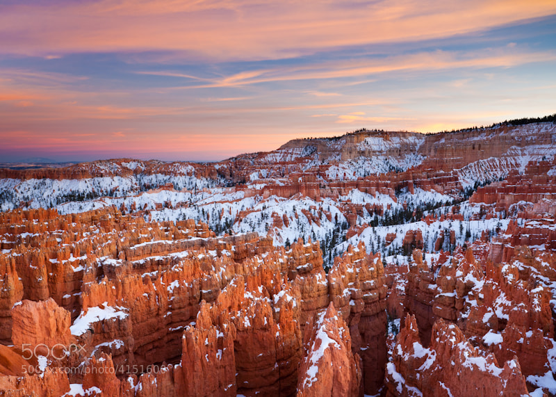 Photograph Bryce Canyon NP by Lukas Wenger on 500px
