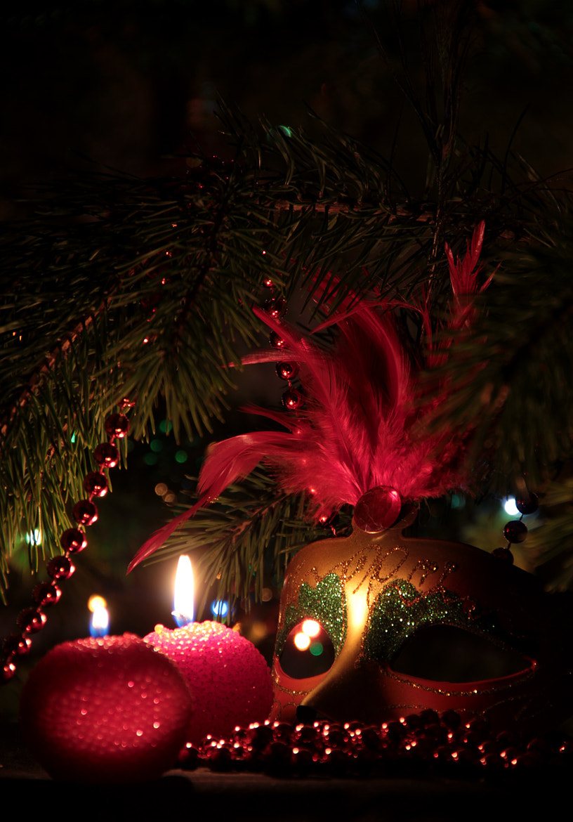 Photograph new year's evening by Julia Vinogradova on 500px