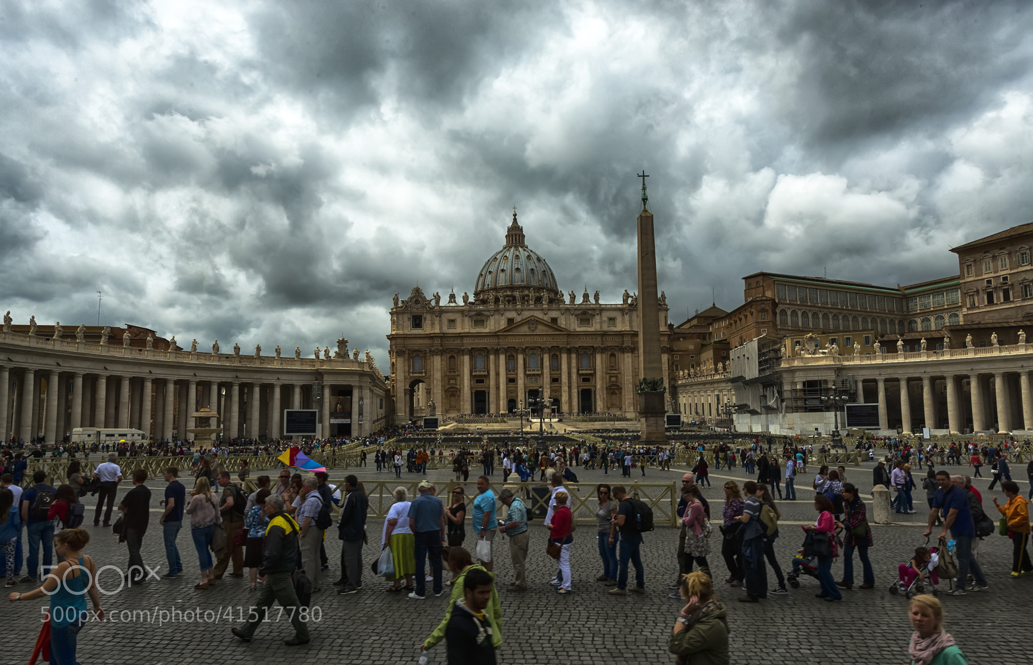 Photograph Vaticano by Jorge Orfão on 500px