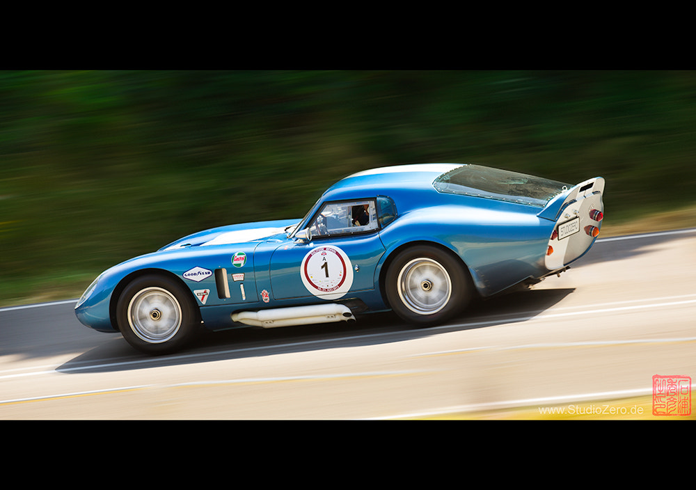 Photograph Shelby Cobra Daytona Coupe by Shurazero Hide Ishiura /  StudioZero.de on 500px
