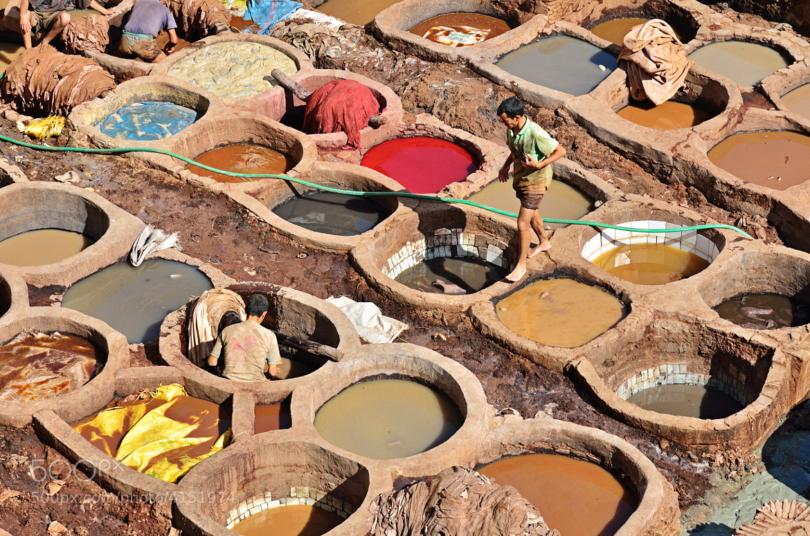 Photograph Tannery by Csilla Zelko on 500px