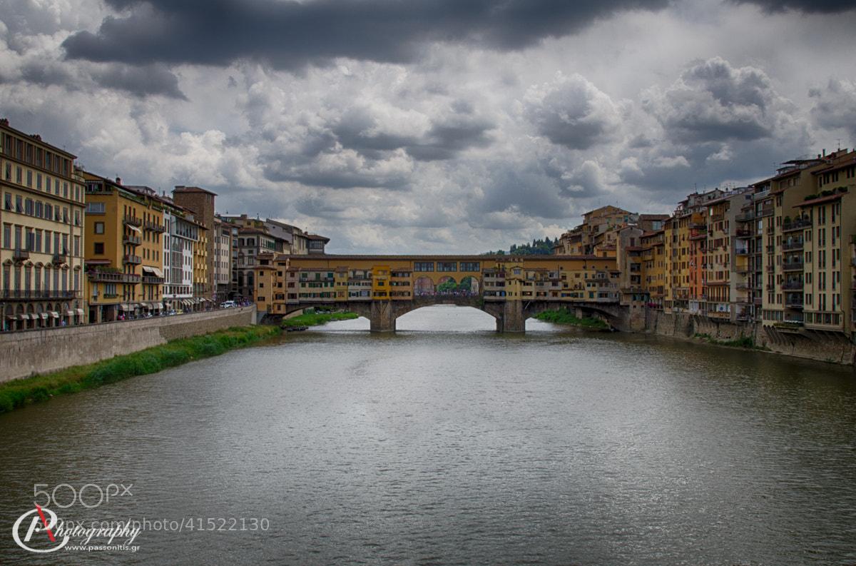 Photograph Ponte Vecchio by Panagiotis Assonitis on 500px