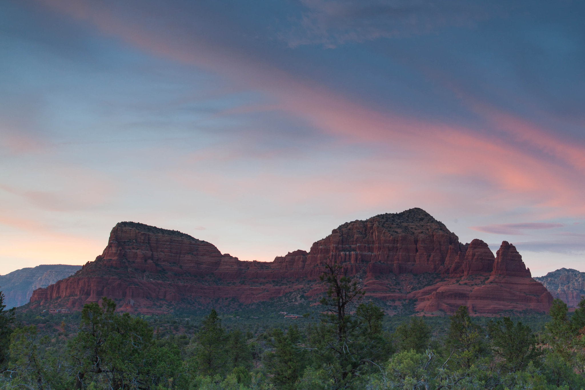 Photograph Sedona Sunset by Carl Mickleburgh on 500px