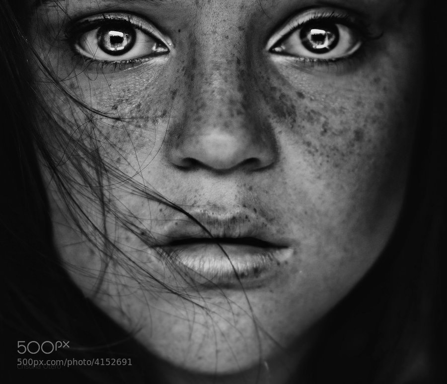 Photograph haunted. by Cristina  Otero on 500px