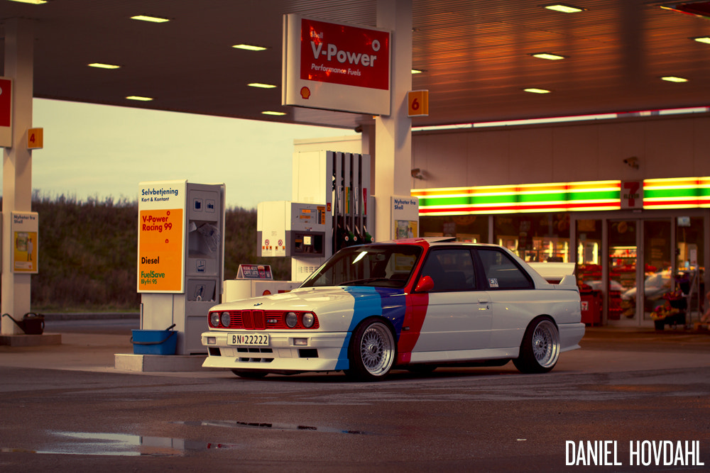 Photograph Fill'er up by Daniel Hovdahl on 500px