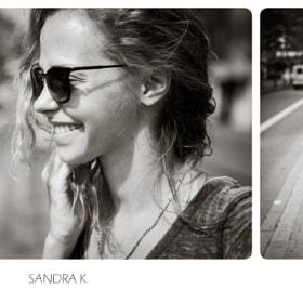 Shooting with Sandra
