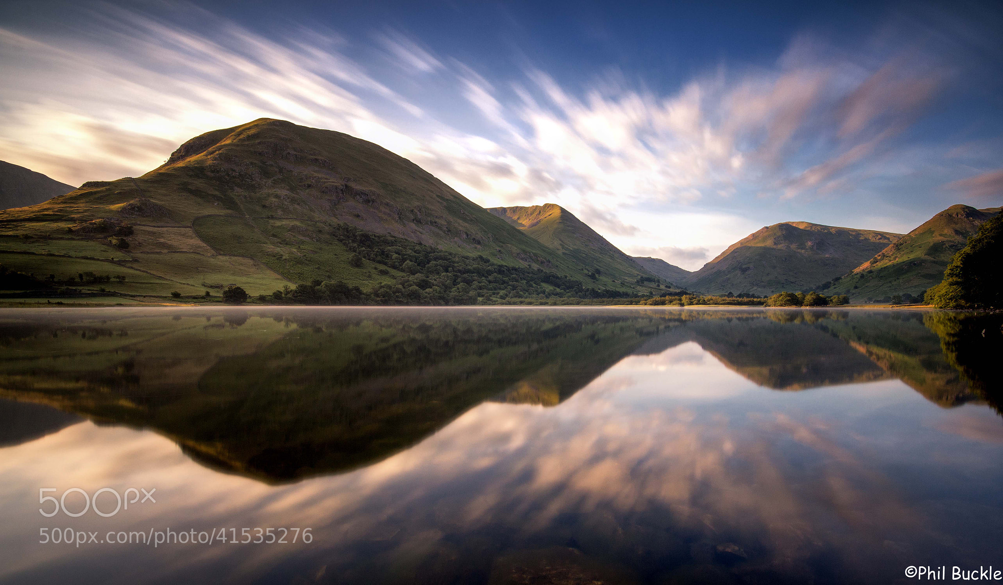Photograph Brotherswater by Phil Buckle on 500px