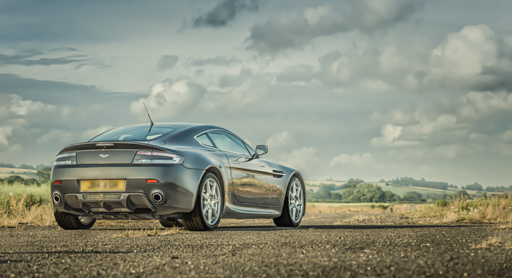 Photograph Aston Martin Vantage by Glyn Dewis on 500px