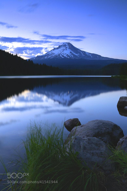Photograph Mount Hood Sunset by Joseph Urgo on 500px