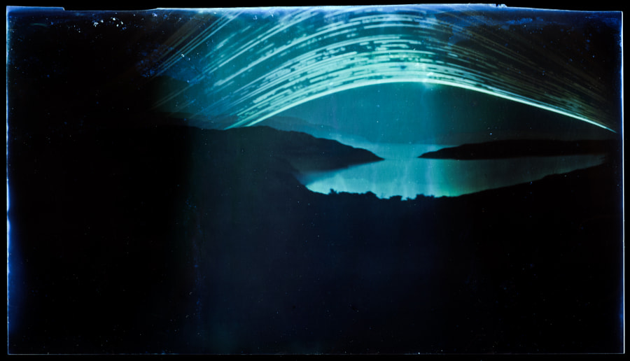 Photograph Horseshoe Harbor Solargraph by Michael Stephens on 500px