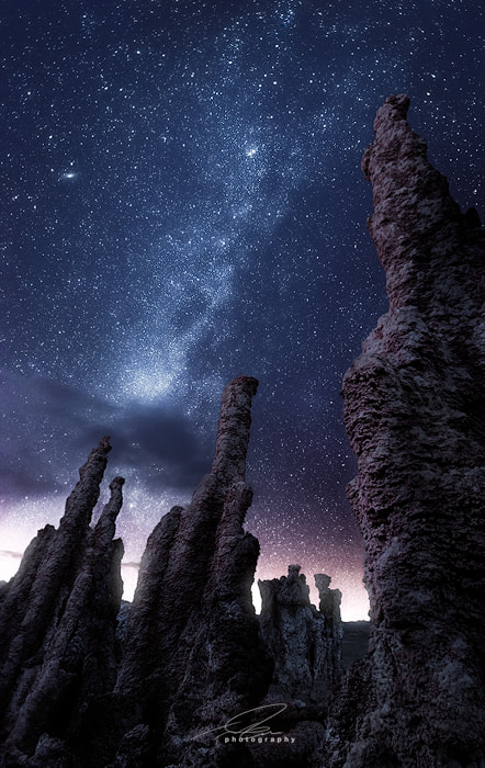 Photograph Milky Mono by Ted Gore on 500px