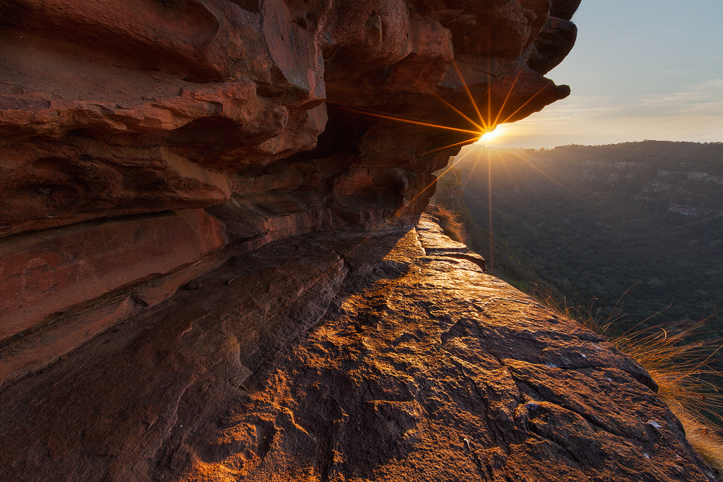 Photograph The Overhang by Carl Smorenburg on 500px