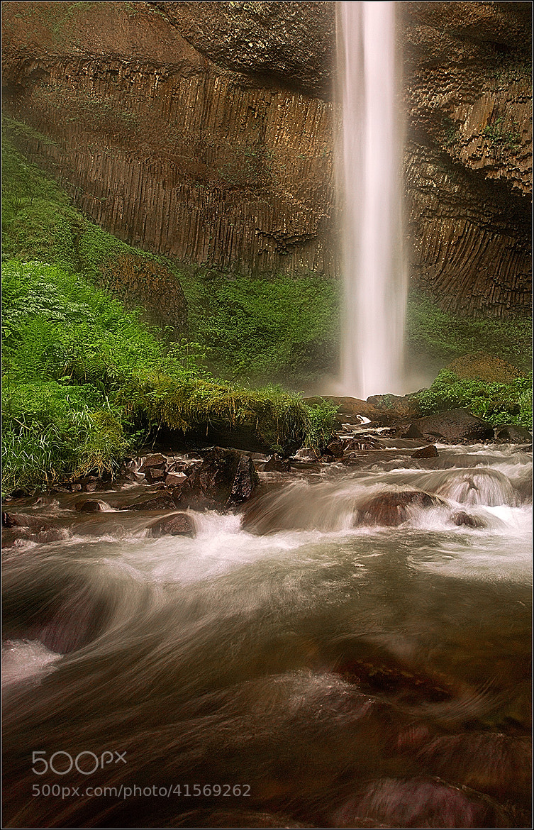 Photograph Latourell Falls by Brian Clark on 500px
