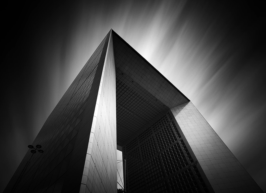 Photograph Grande Arche by Thamer Al-Tassan on 500px