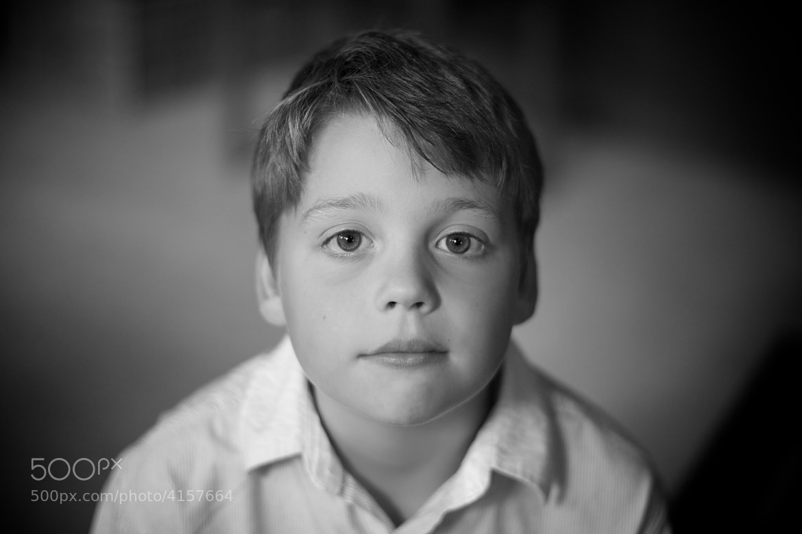Photograph Zachary by Jason Howe on 500px