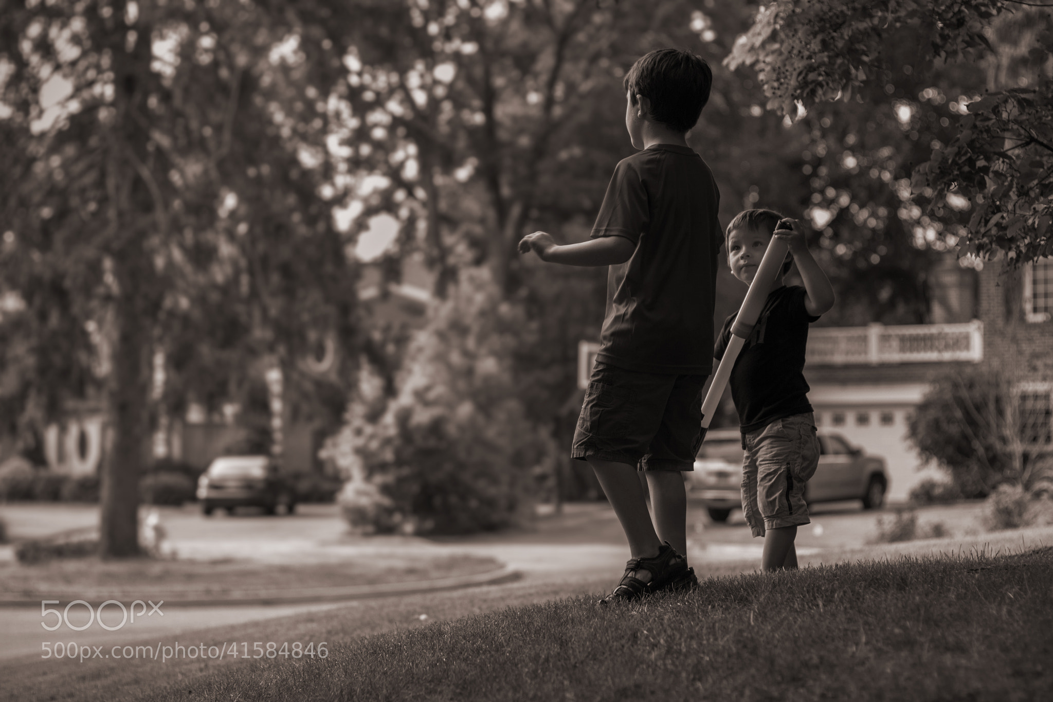 Photograph Boys by Daan Thorn Leeson on 500px