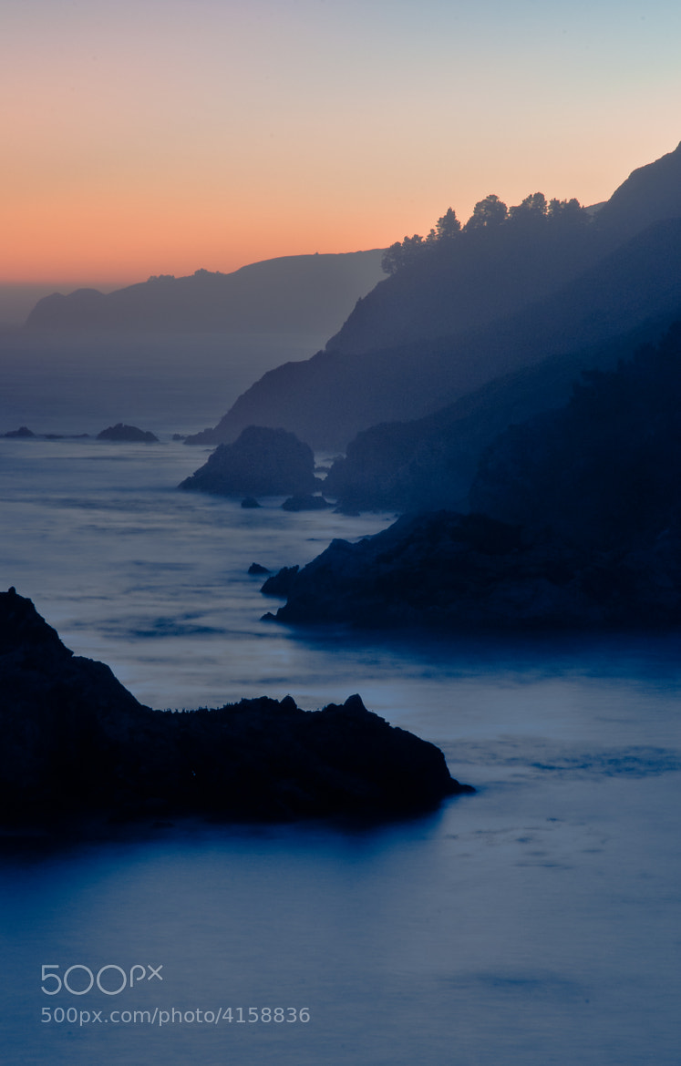 Photograph Big Sur Silhouette by Nick Chill on 500px