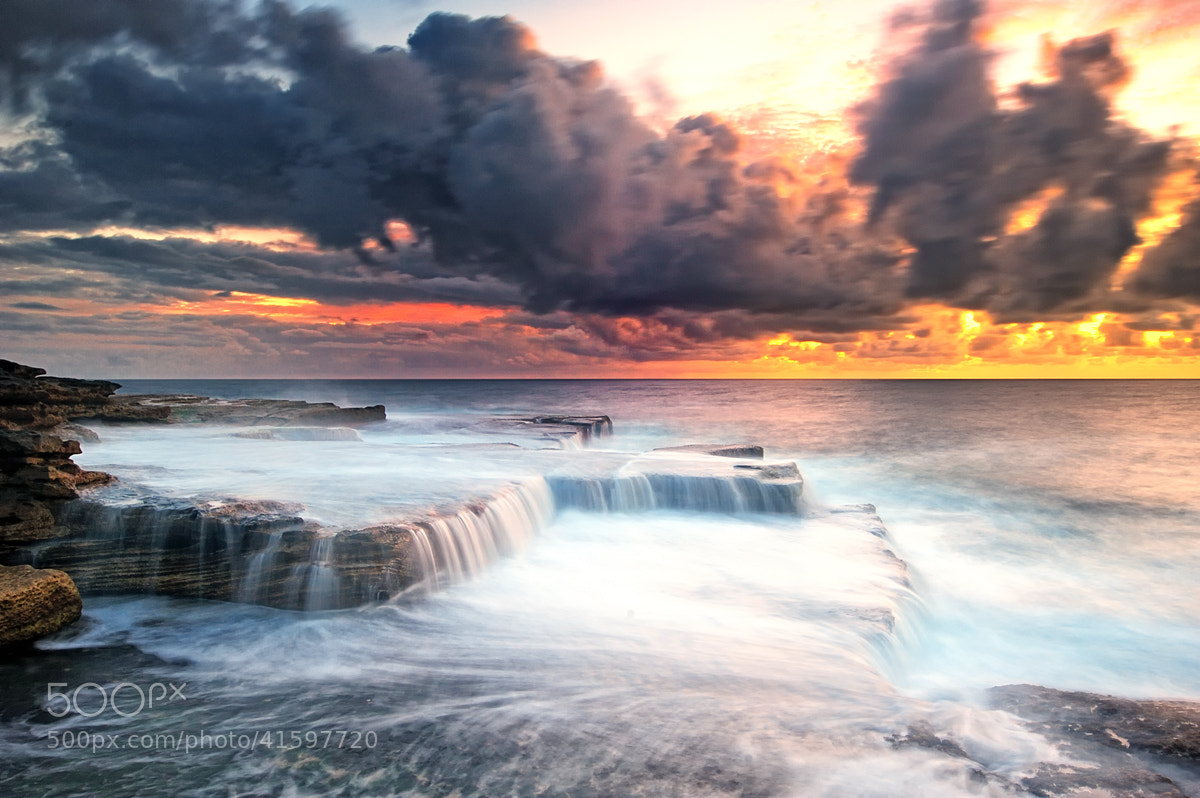 Photograph Seafall by Aonlawon : on 500px