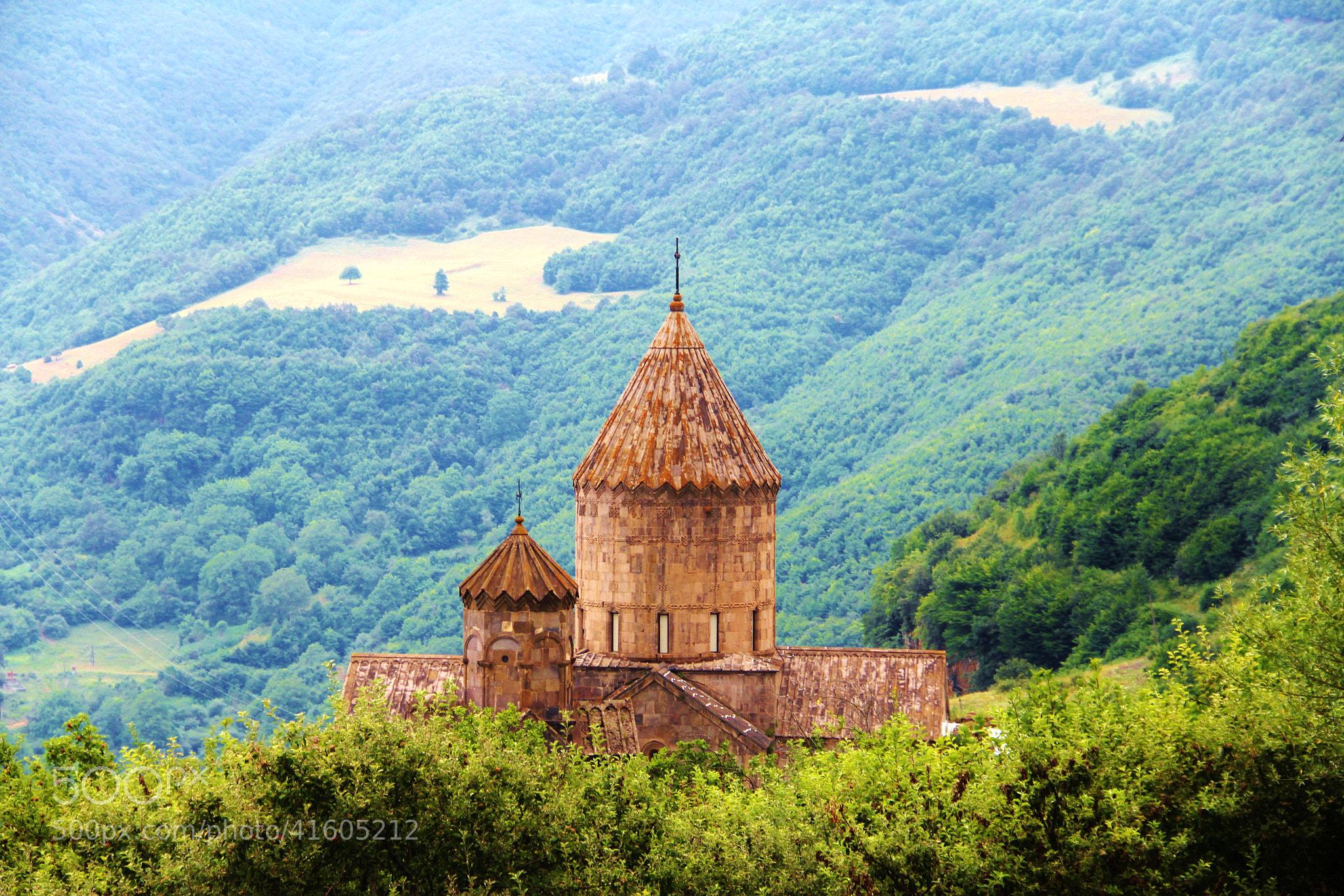 Photograph The Monastery of Tatev, Armenia by Armen Gh on 500px