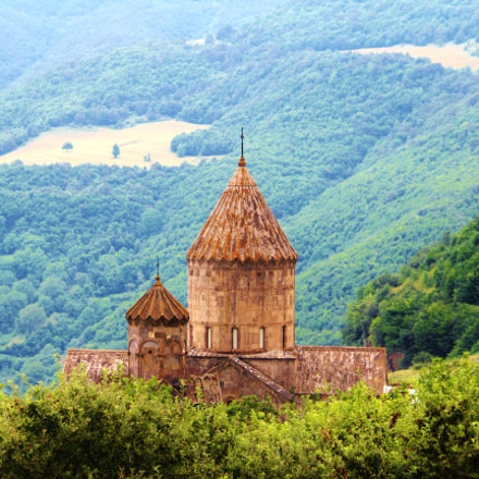 The Monastery of Tatev, Armenia