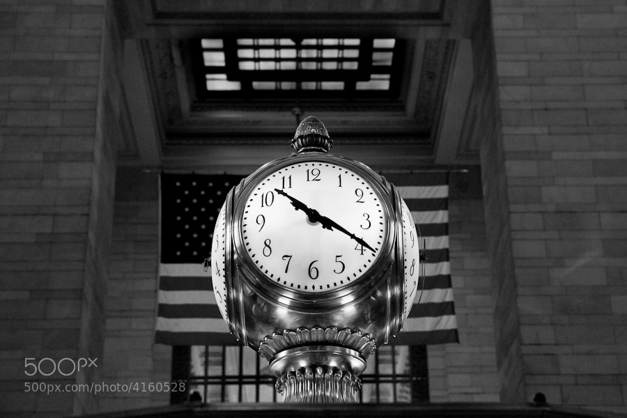 Image taken at Grand Central Terminal (Station)