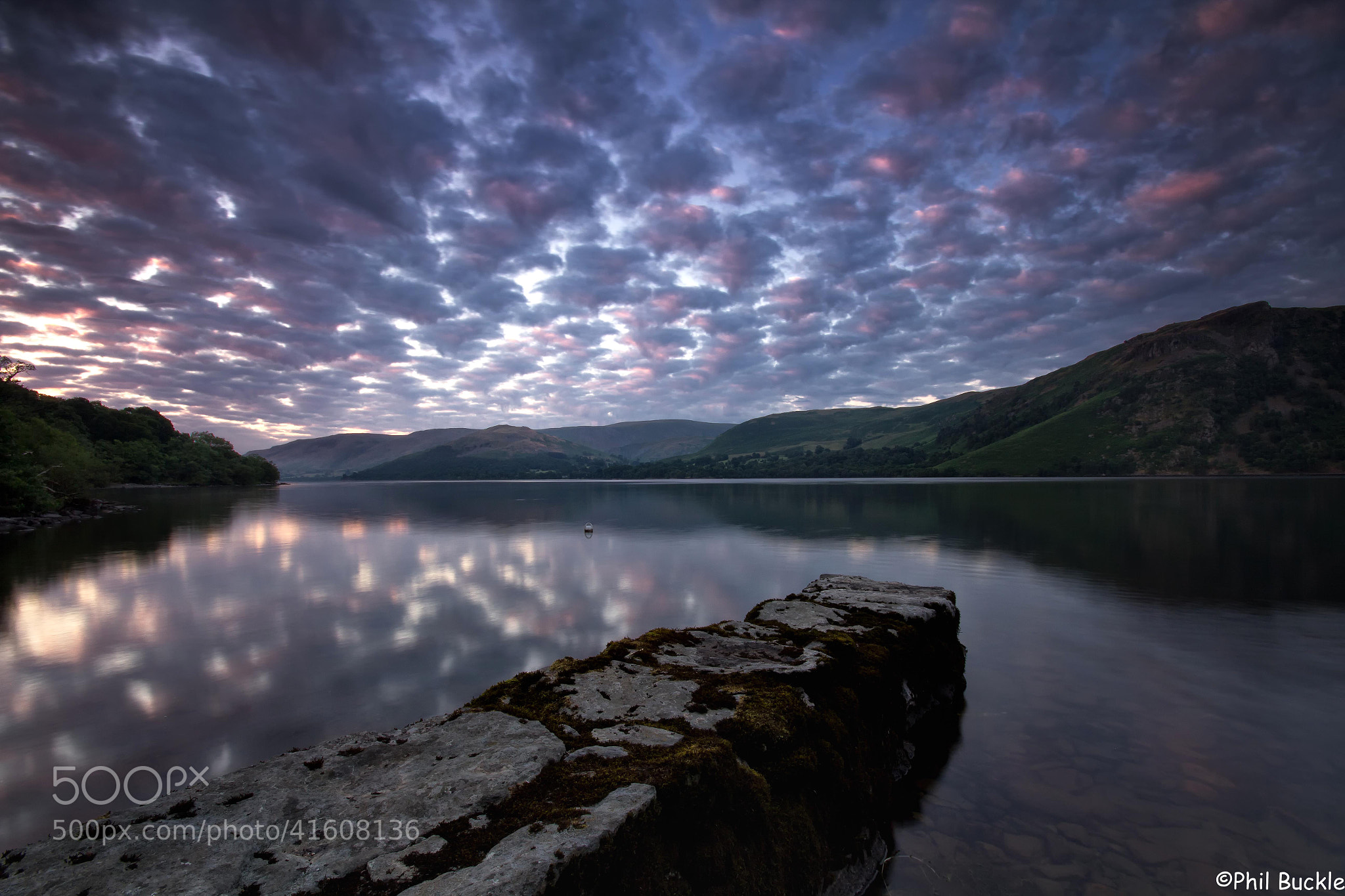 Photograph Ullswater Dawn by Phil Buckle on 500px