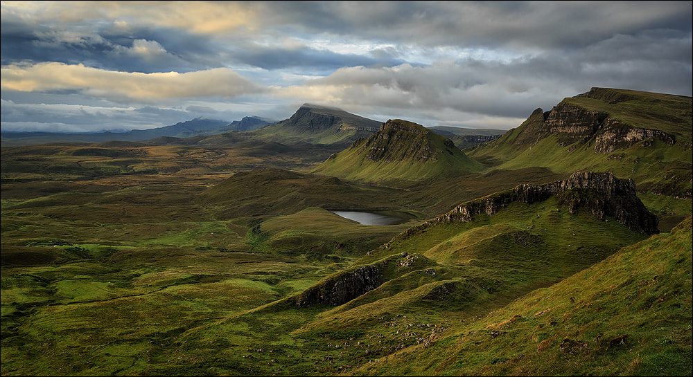 Photograph [ ... the trotternish ] by D-P  Photography on 500px