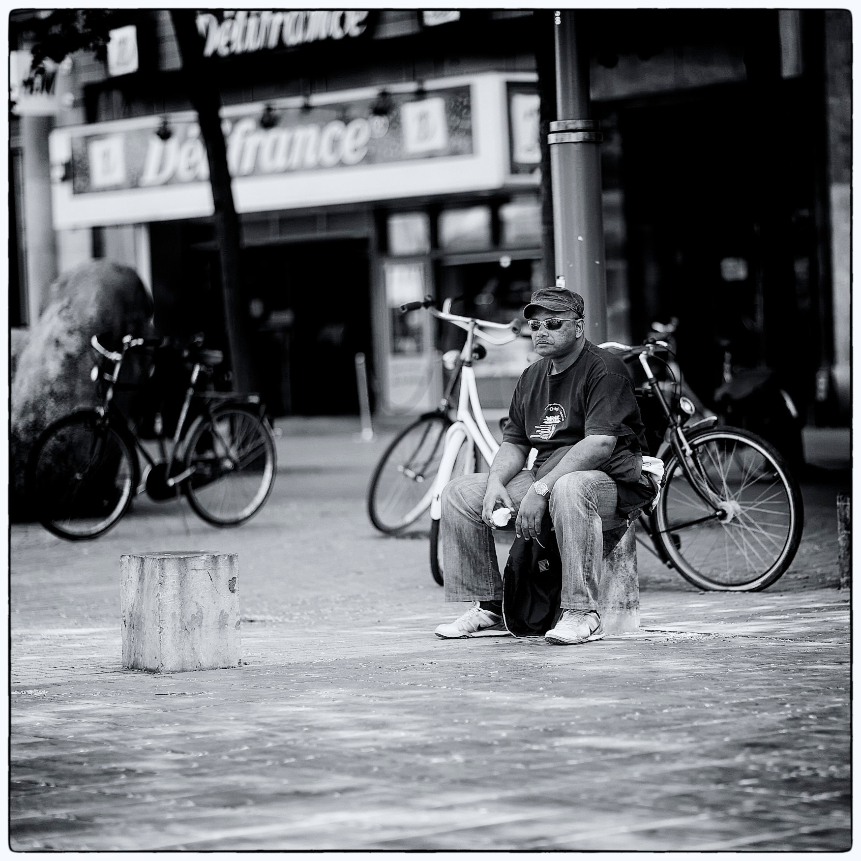 Photograph The Curious Condition of Urban Loneliness by Fouquier  on 500px