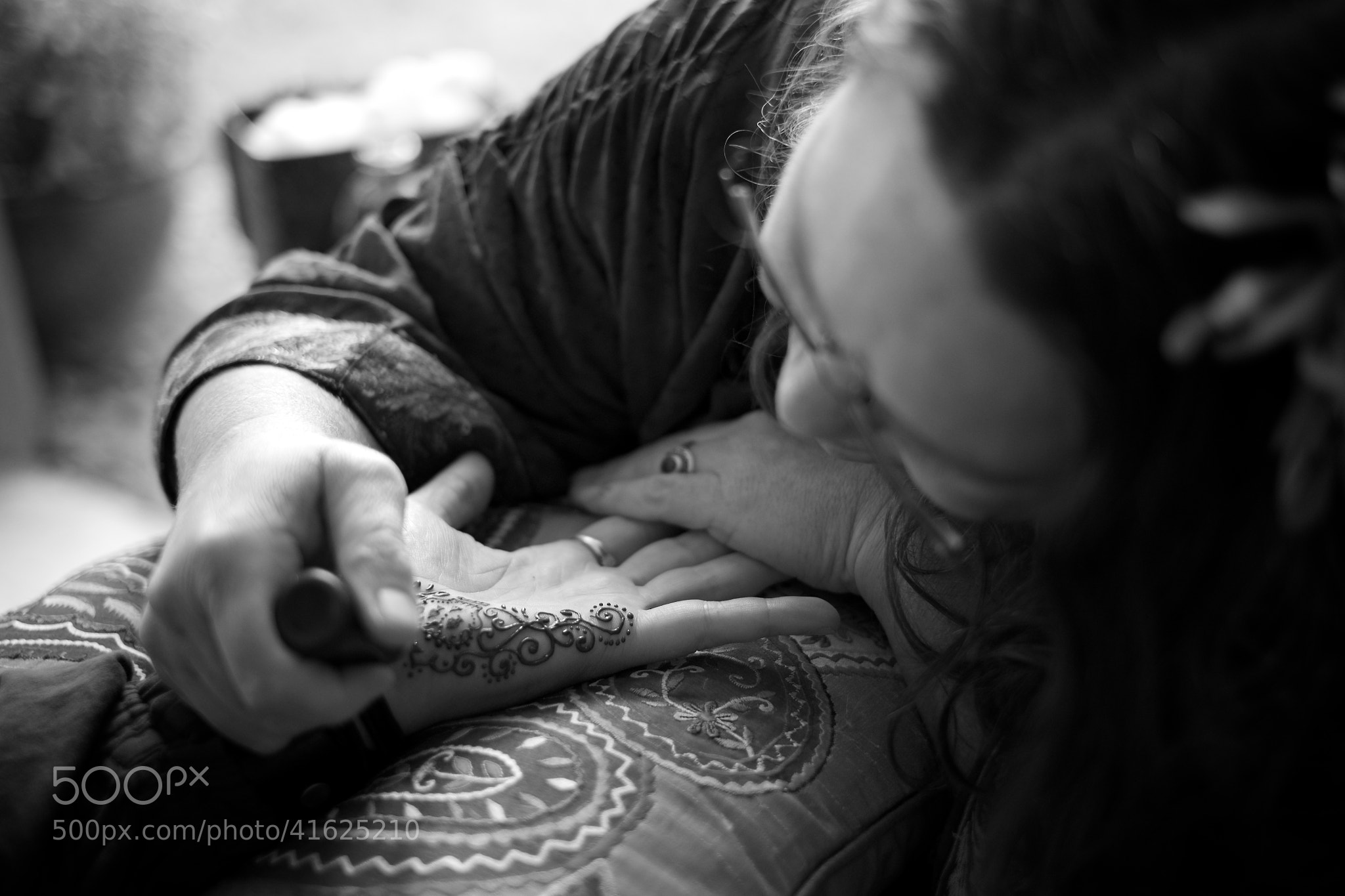 Photograph Henna by Jonathan Robson on 500px