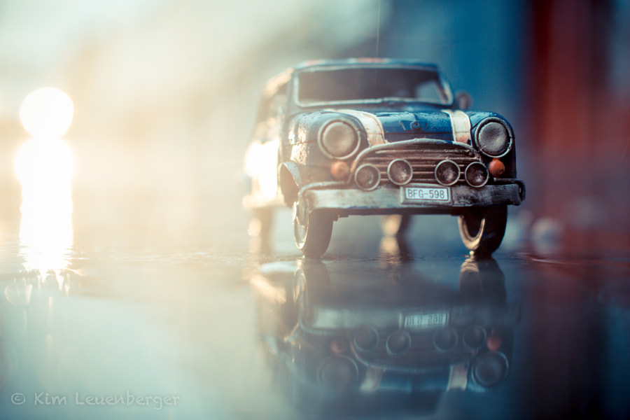 English Rain at Notting Hill by Kim Leuenberger on 500px.com