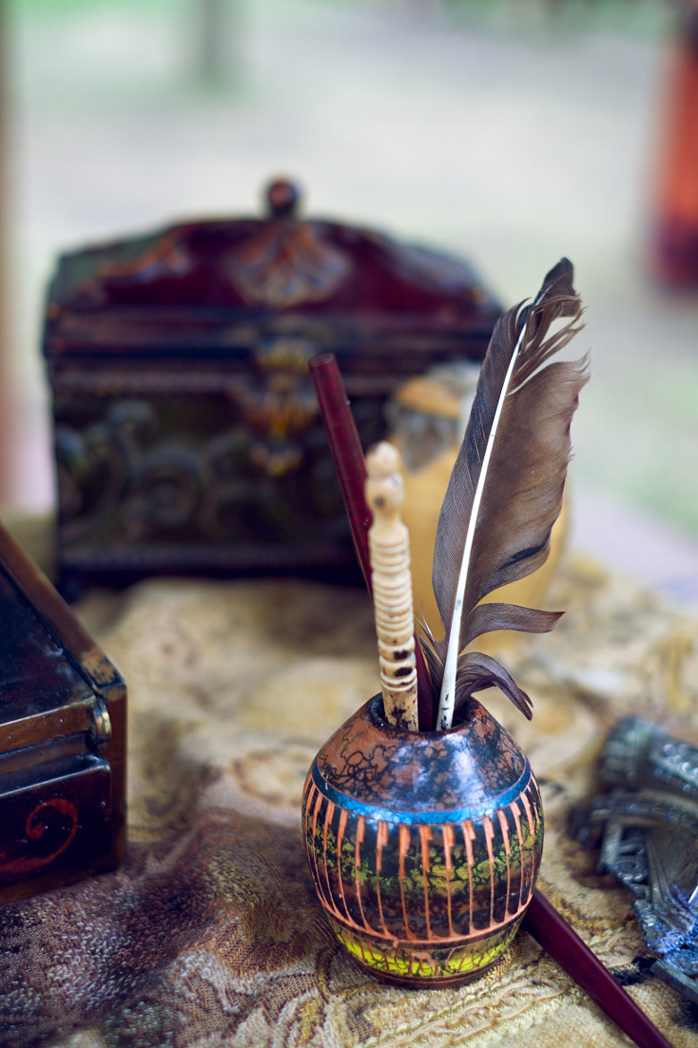 Photograph Quill by Jonathan Robson on 500px