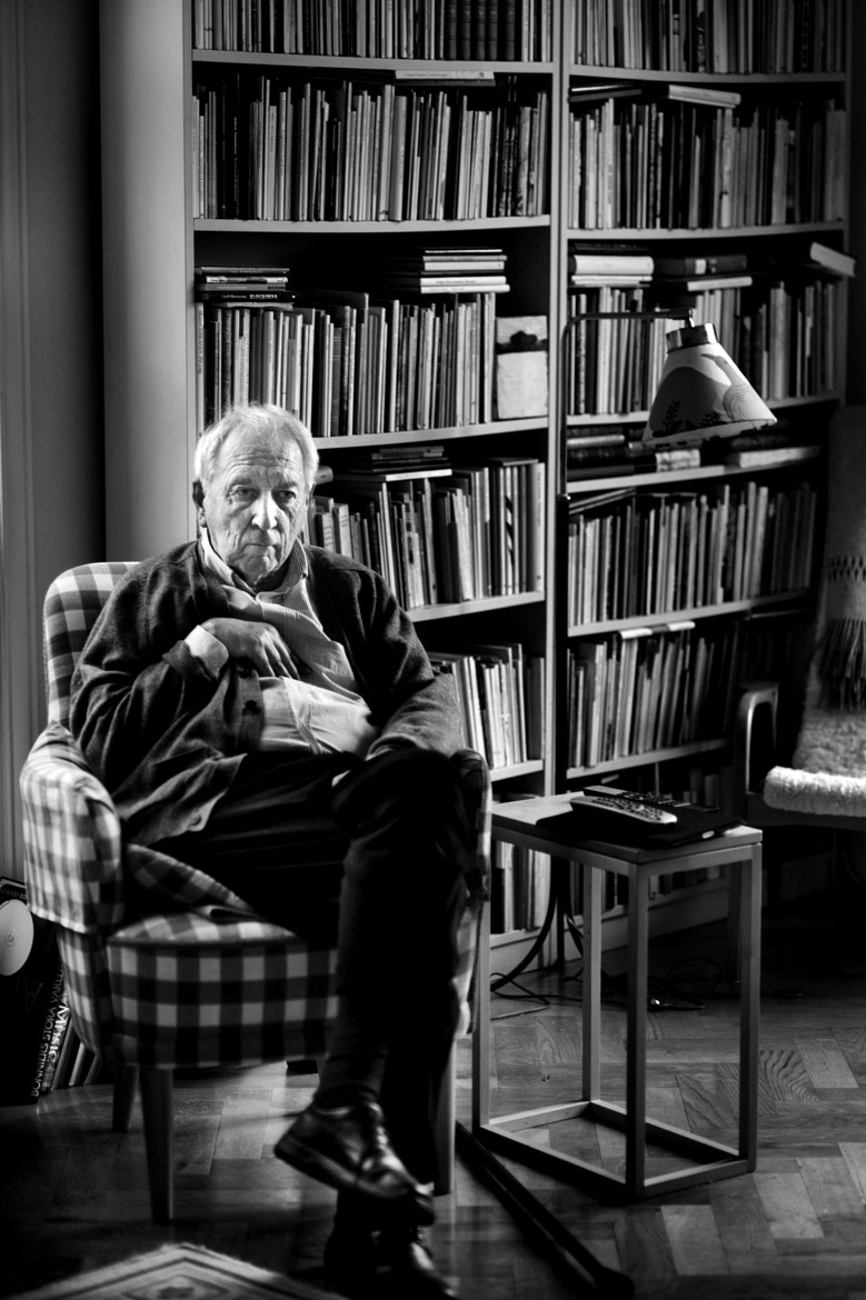 Photograph Tranströmer by Alexander Mahmoud on 500px