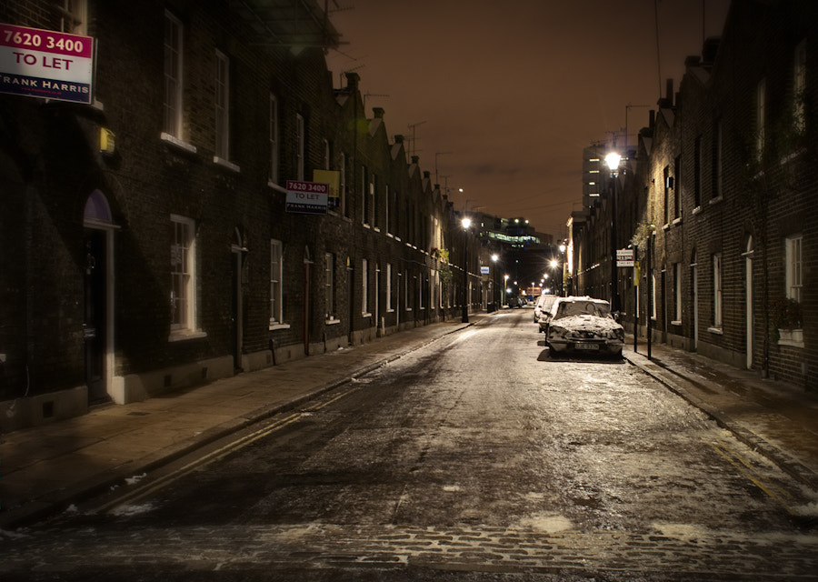Photograph Cold Street by Marco Hofmann on 500px