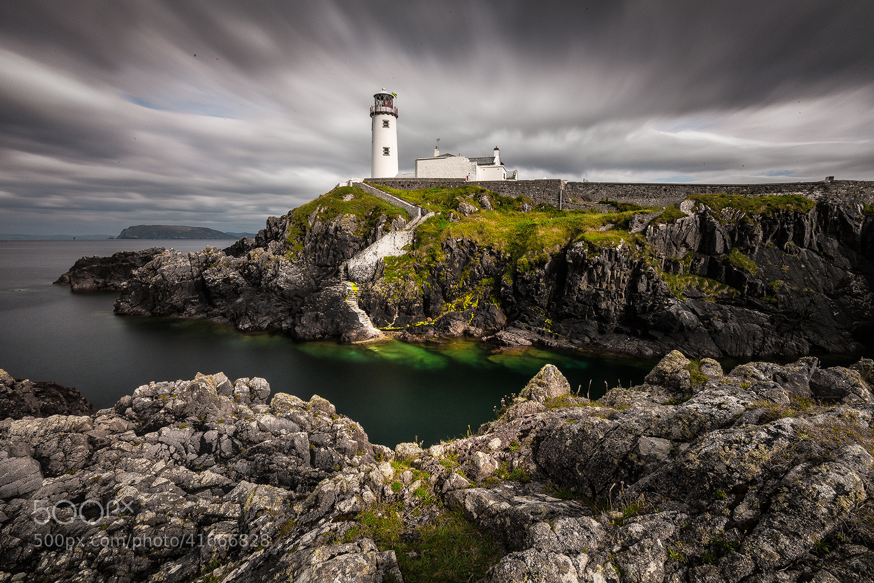 Photograph Fanad Lighthouse by Dominic Kummer on 500px