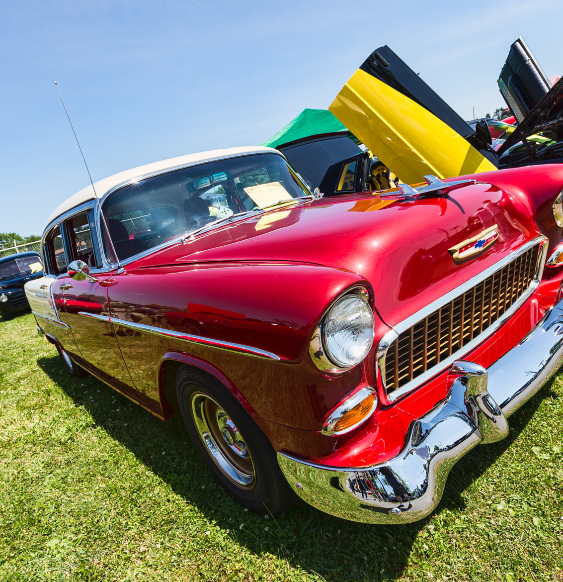 Photograph 56 Chevy by Scott Nelson on 500px