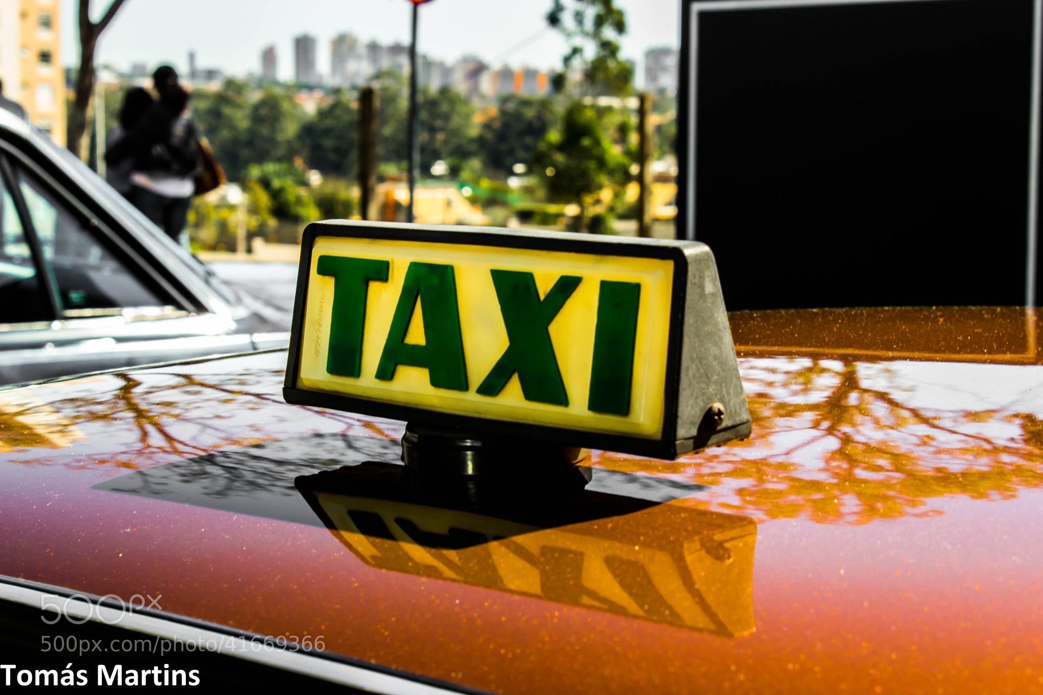 Photograph Taxi by Tomás F. Martins on 500px
